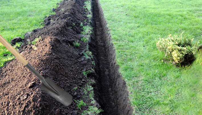 How to Use A Trenching Shovel